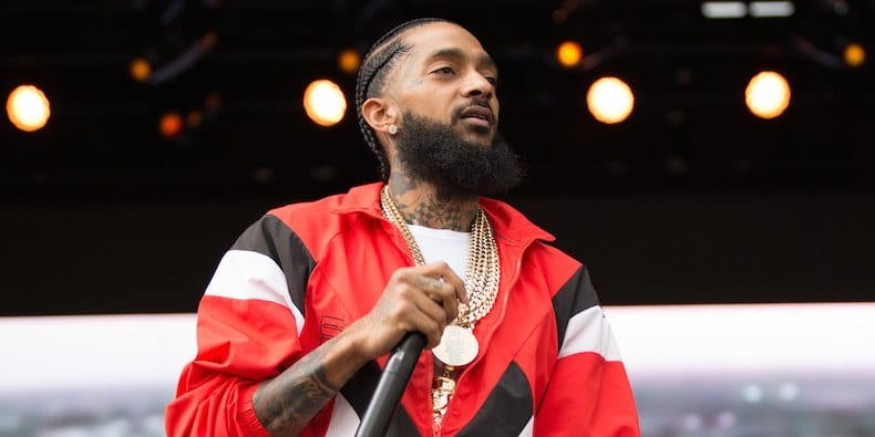 Hip Hop Mourns the Tragic Loss of Nipsey Hussle