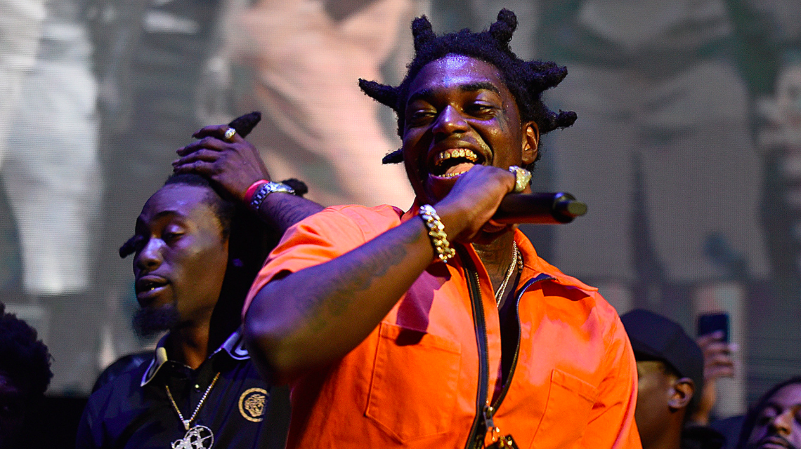 Kodak Black's Artwork Removed From T.I.'s Trap Museum