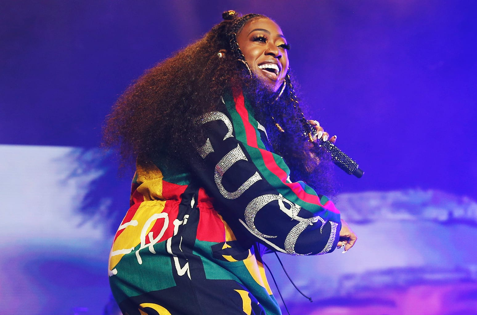 Missy Elliott Says She's 'Finished' Recording her Upcoming Album