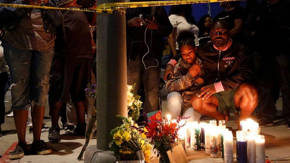 Multiple People Were Reportedly Injured at Nipsey Hussle's LA Vigil