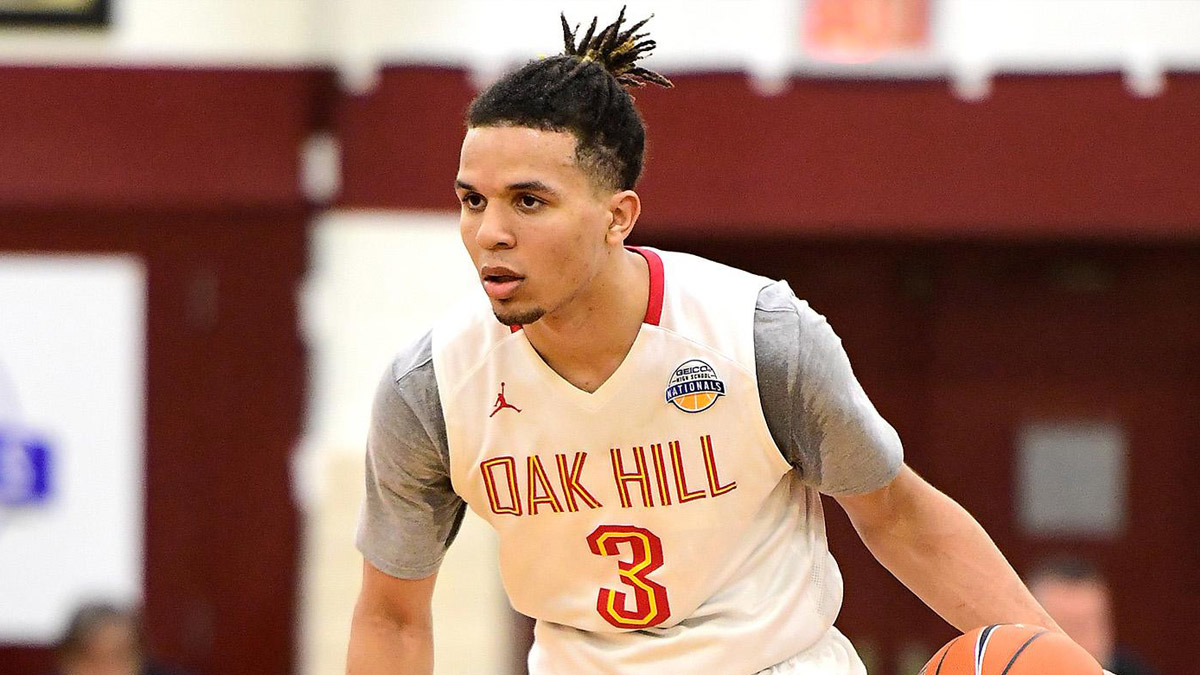SOURCE SPORTS: New York Native and Top Basketball Prospect Cole Anthony Commits to North Carolina