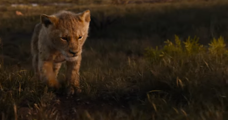 Watch the New Trailer for Disney's 'Lion King'