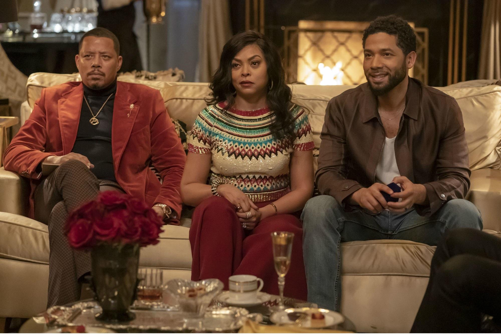 Taraji P. Henson, Terrence Howard and More 'Empire' Stars Pen Letter to FOX Execs for Jussie Smollett's Return