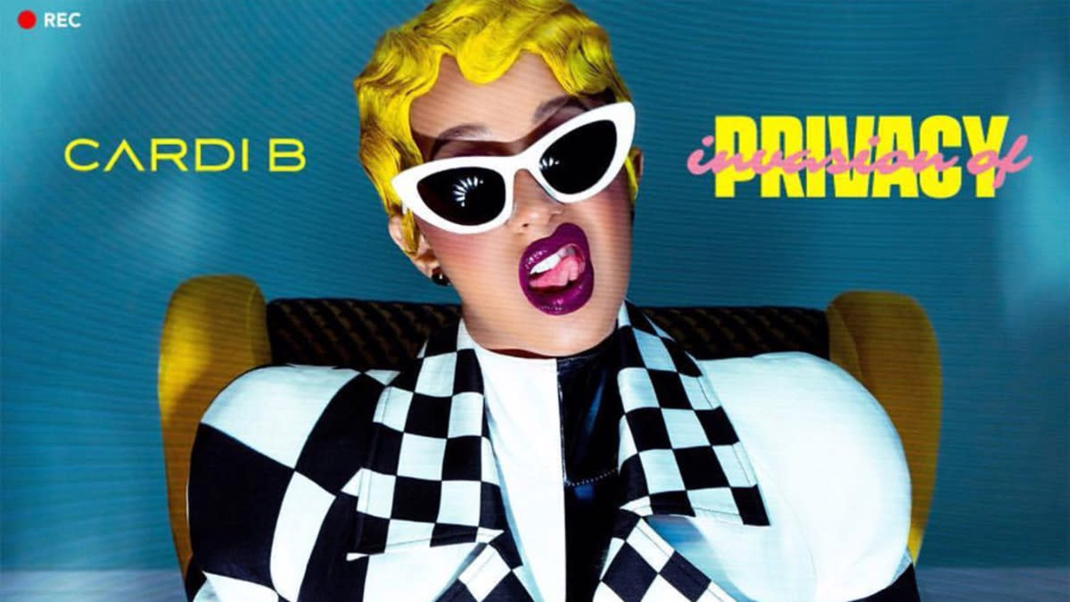 Today in Hip Hop History: Cardi B Releases Debut Album, 'Invasion of Privacy'