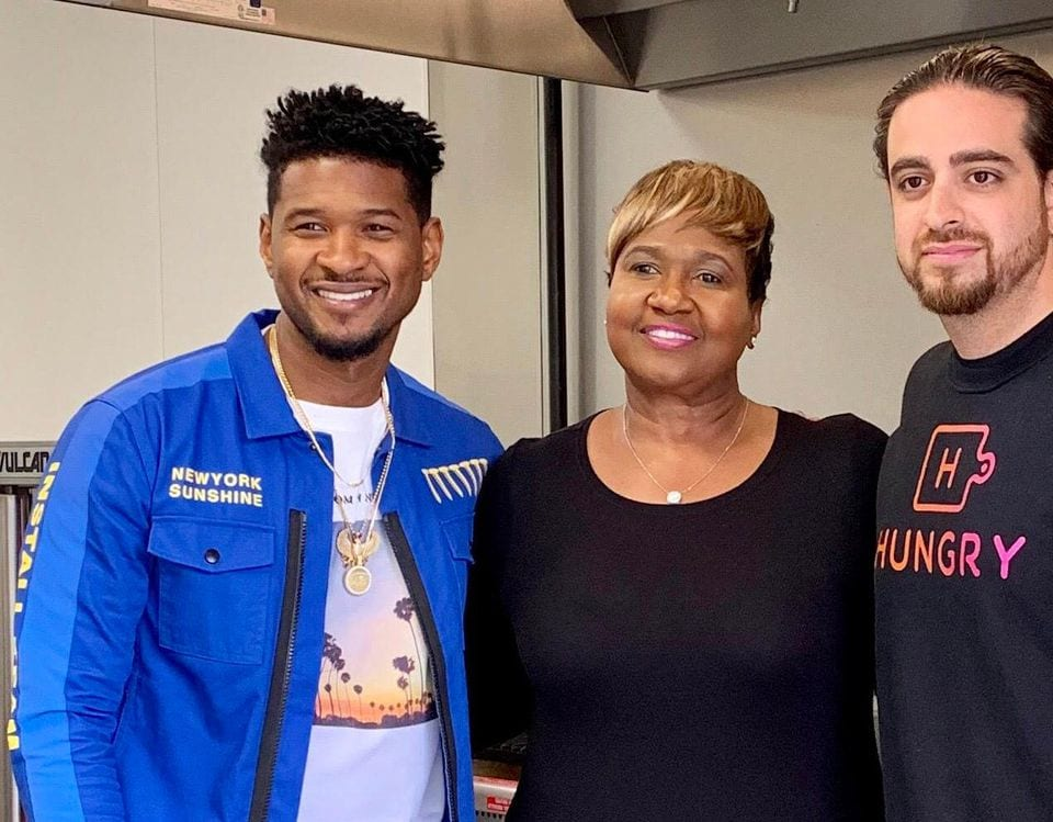 Usher Joins JAY-Z as Investor for $8 Million Startup for Chefs