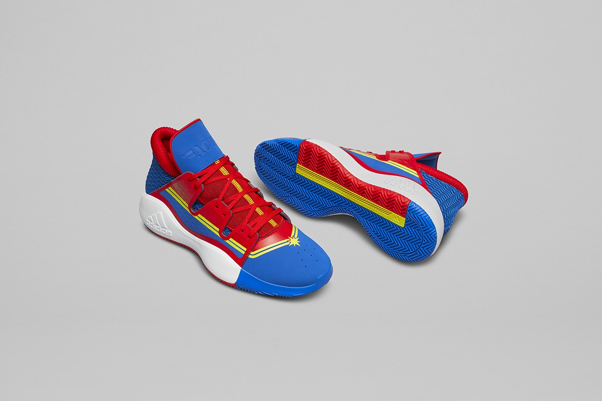 62f7815e2fff adidas Basketball x Marvel 'Avengers: Endgame' Sneaker Collection