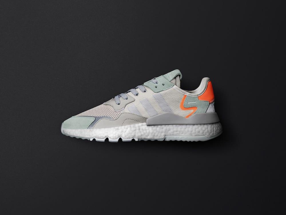 adidas nite jogger april  colorways