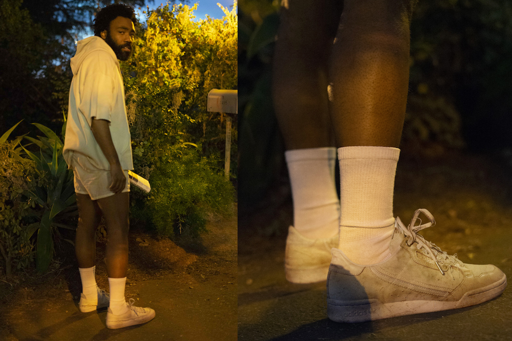 Donald Glover Presents Wear And Tear With adidas Originals