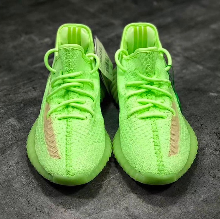 "74dc4f65d Look out for the adidas YEEZY BOOST 350 v2 ""Glow-in-the-Dark"" to arrive  this summer"