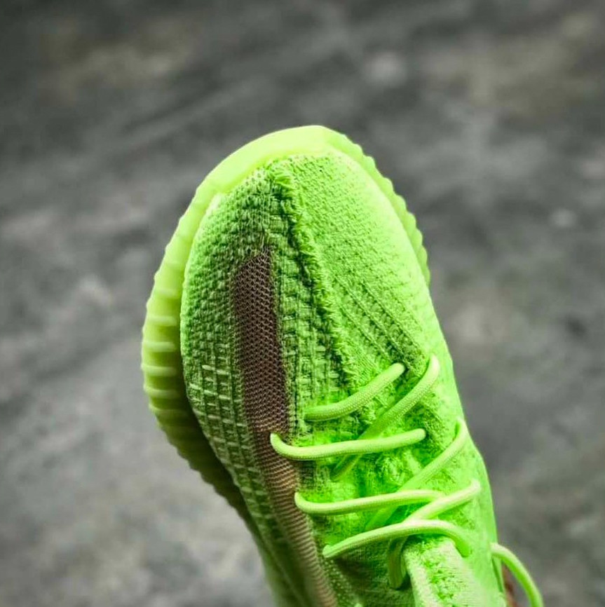 "0a120f506 Look out for the adidas YEEZY BOOST 350 v2 ""Glow-in-the-Dark"" to arrive  this summer"