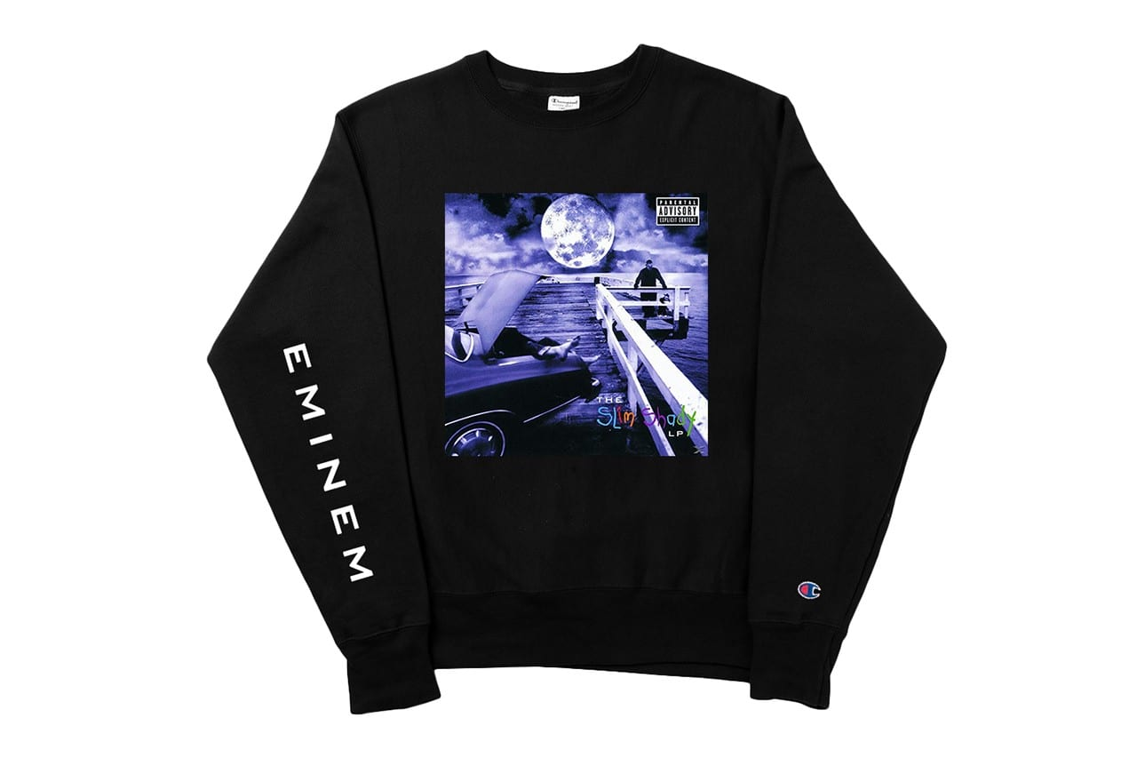 eminem the slim shady lp th anniversary capsule collection