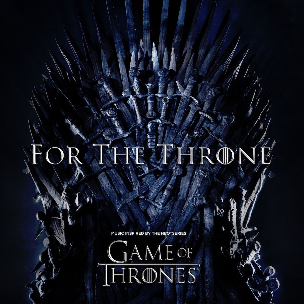 for the throne music inspired by the hbo series game of thrones