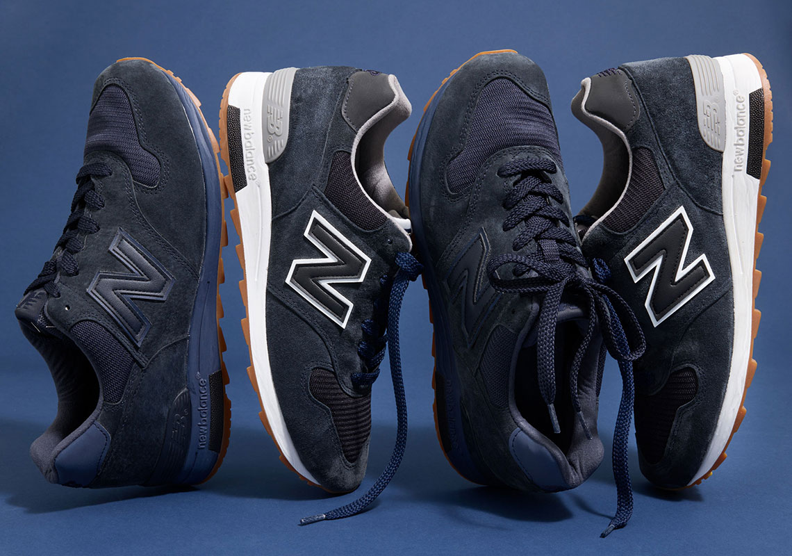 """competitive price 6676f 01204 J.Crew   New Balance Reflect On a Decade of Collaborating With """"Midnight""""  1400 Pack"""
