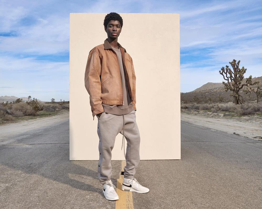 Nike Air Fear of God SpringSummer 2019 Collection Release