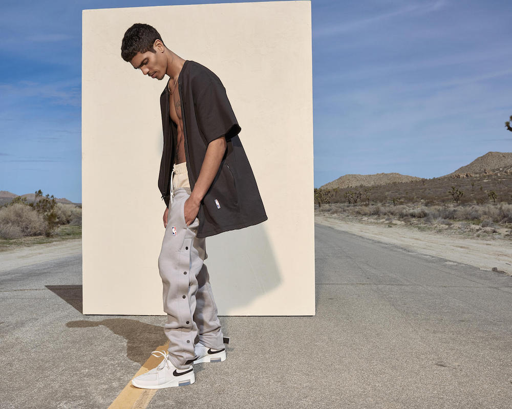 b7e942b227 Jerry Lorenzo Unveils Nike Air Fear of God Spring Summer 2019 Collection