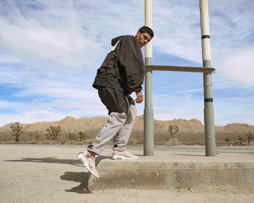 Jerry Lorenzo Unveils Nike Air Fear of