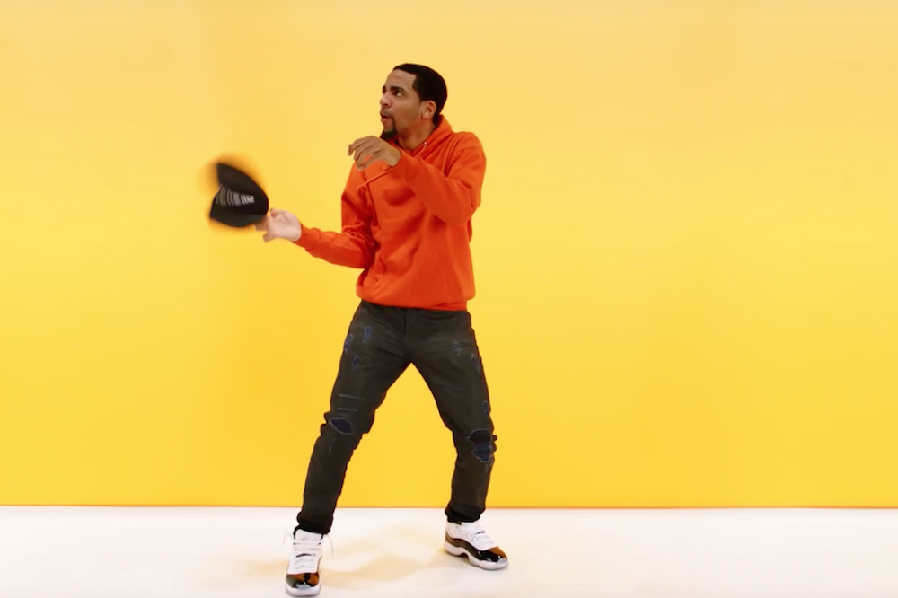 WATCH: Kid The Wiz Joins RUNA To Show Off Energized Dance Moves