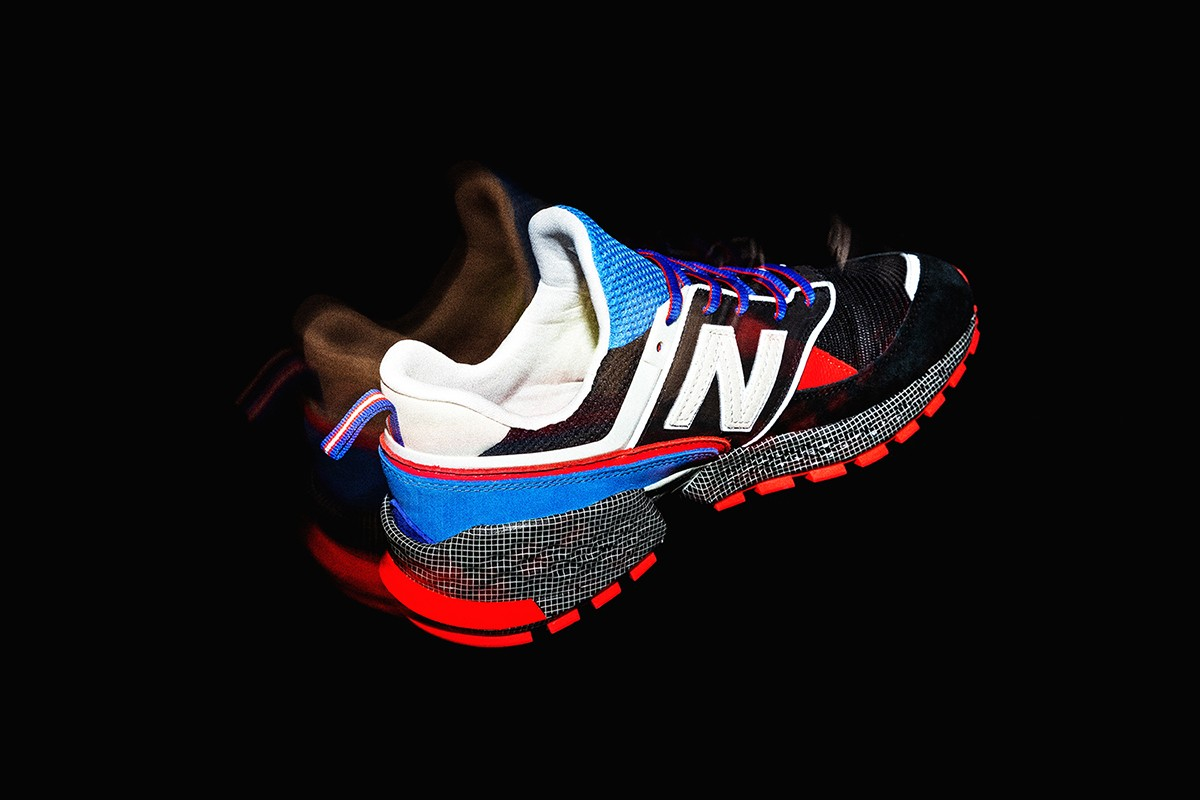 299fd3875ae7 mita sneakers   WHIZ LIMITED Put a Reflective Spin on the New Balance MS574  V2