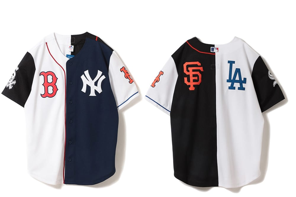 mlb beams ss capsule collection