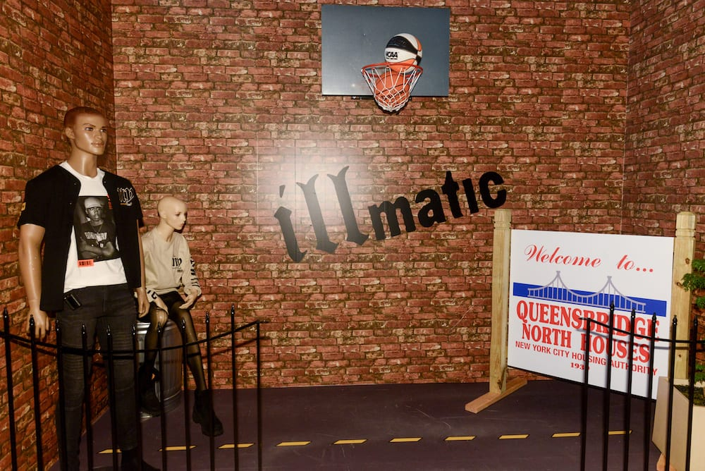 Nas Rolls Out 'Illmatic XXV: Memory Lane' NYC Pop-Up In Celebration of His Debut LP 25 Years Ago