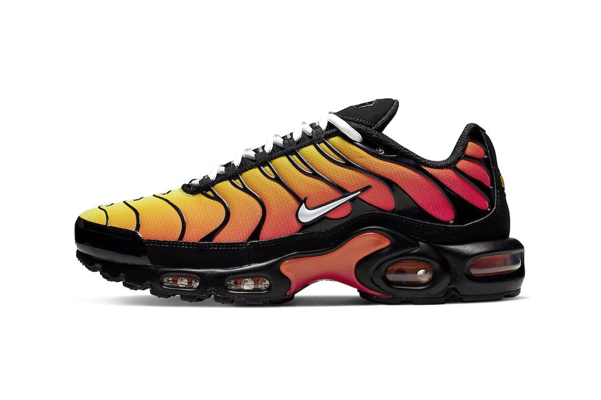 "243759503a4a The Popular Nike Air Max Plus ""Tiger"" Is Coming Back"