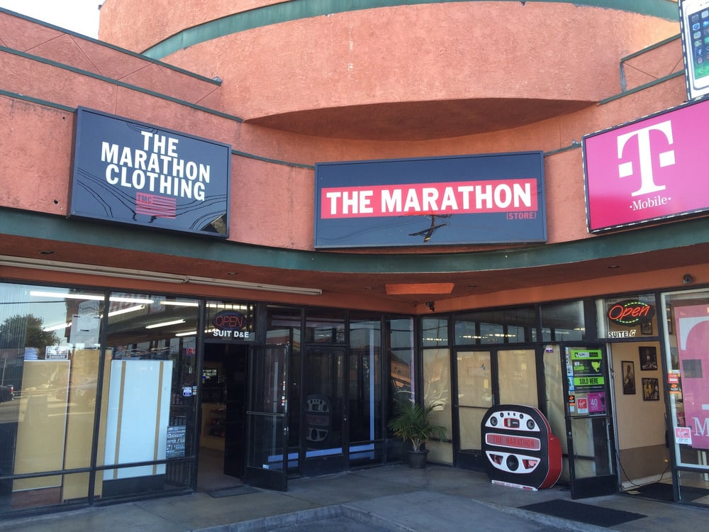 Image result for Nipsey Hussle's The Marathon Store