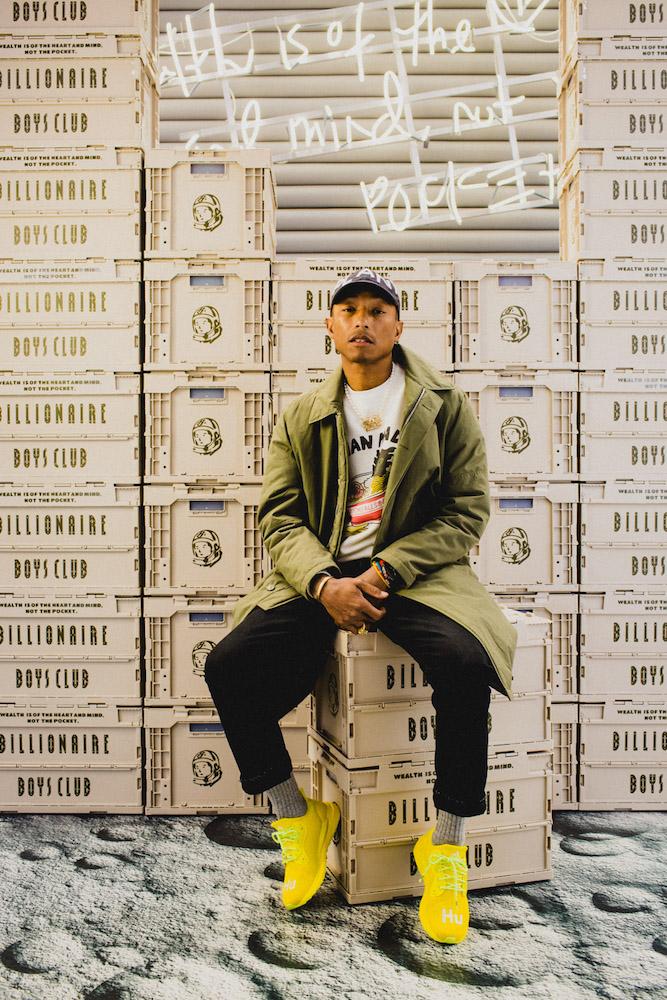 pharrell billionaire boys club signature crates