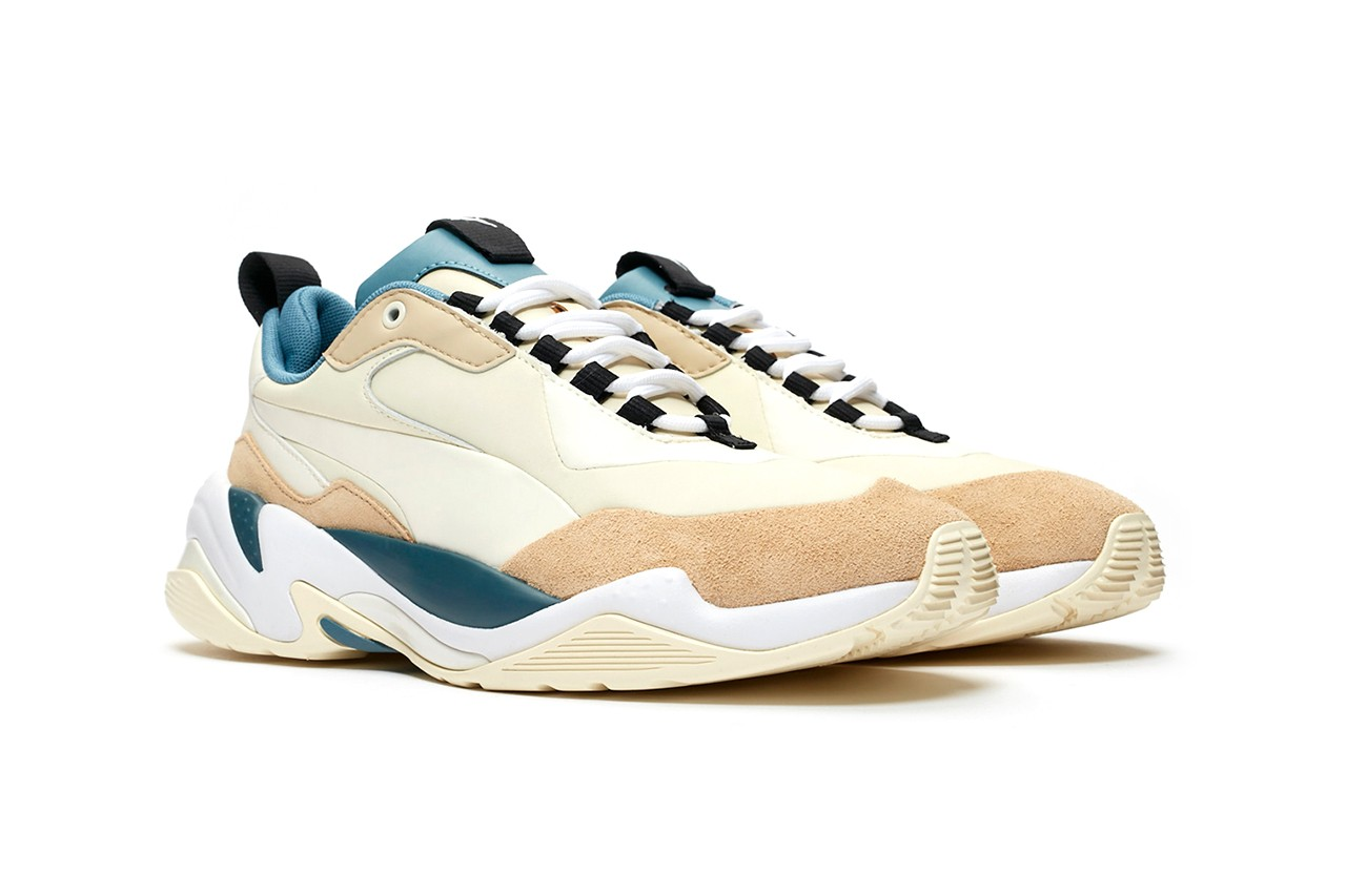 PUMA Goes For Spring Fresh Vibes With SS19 Thunder Nature ...