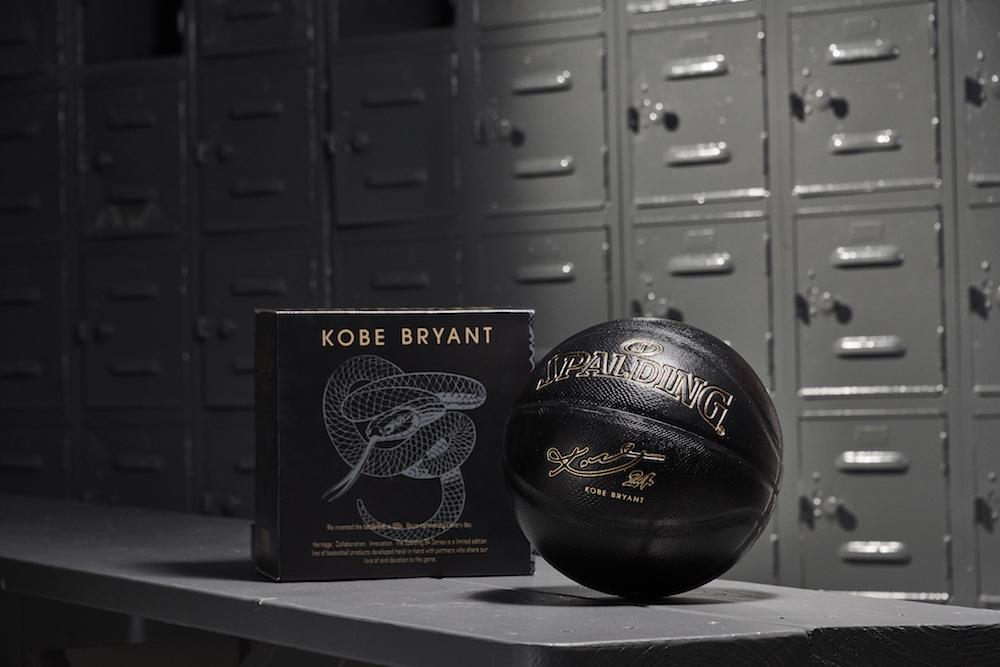spalding  series kobe bryant K basketball