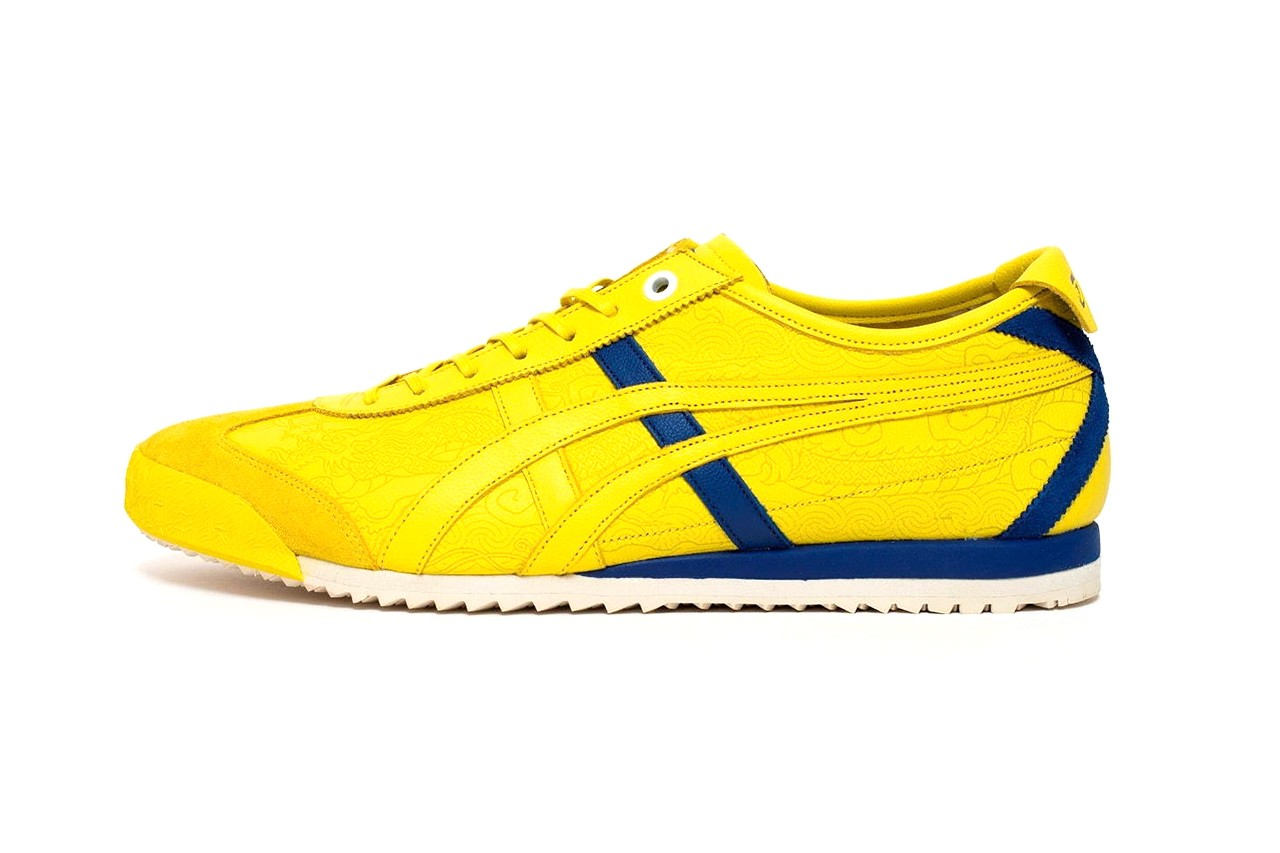 the best attitude a5d97 e0587 Kicks Say Chun-Li: 'Street Fighter V' x Onitsuka Tiger ...