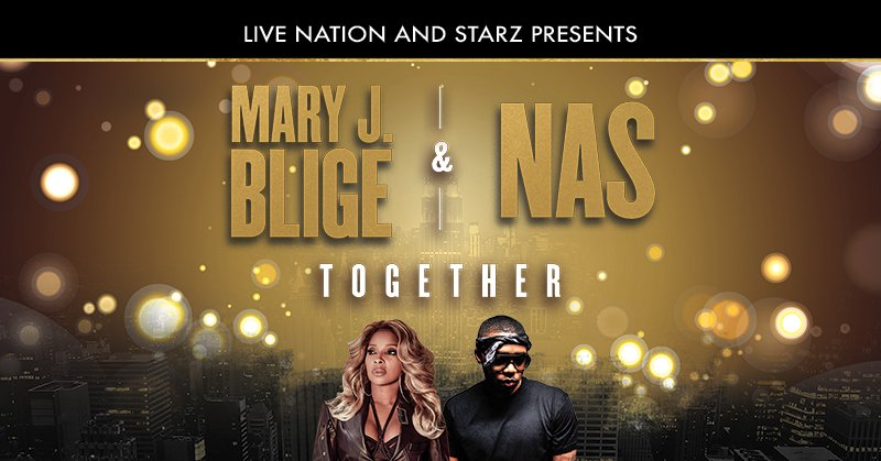 Mary J  Blige and Nas Set for Joint Summer Tour | The Source