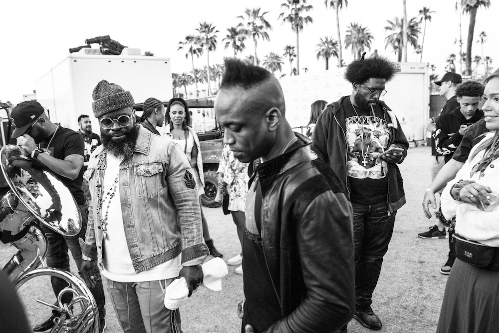 Exclusive: The Roots Break Down the Importance of Bringing Hip-Hop to Coachella During Their Heineken House Set