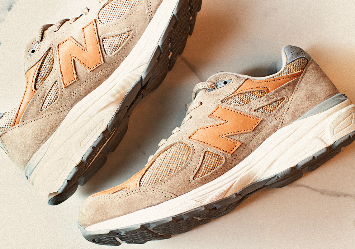 best sneakers 6ceca 0a0c5 Todd Snyder Sends a Toast to New Balance With 990v3 Collab