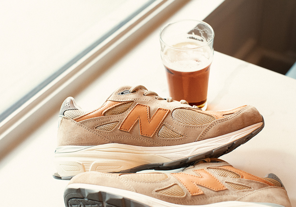 best sneakers 9c379 de9ab Todd Snyder Sends a Toast to New Balance With 990v3 Collab