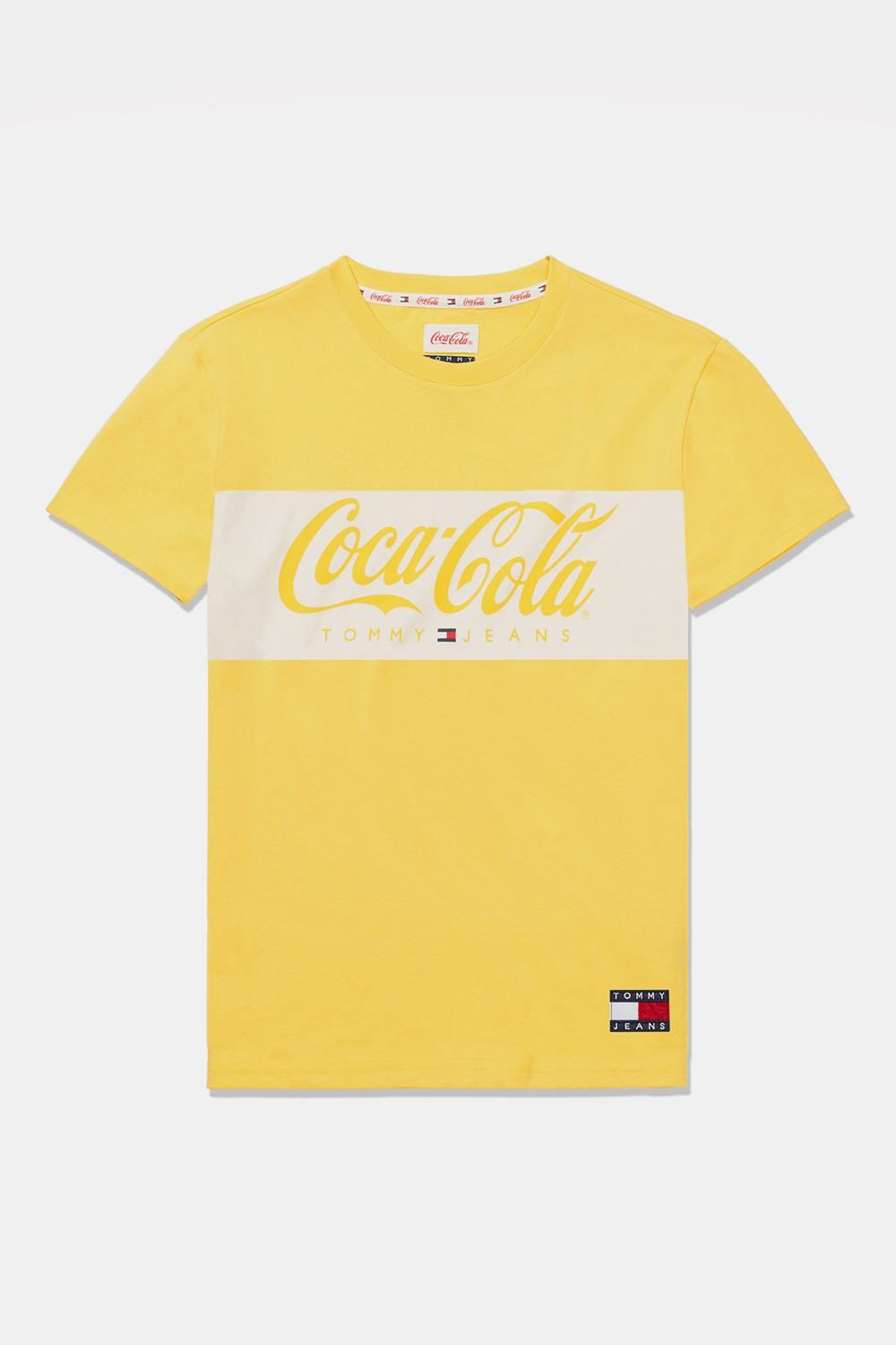 51144381 Shop the Tommy Jeans x Coca-Cola SS19 capsule collection right now online.  Check out the lookbook and product shots below: