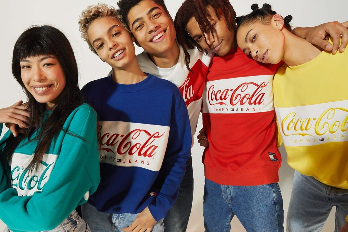 Tommy Jeans x Coca-Cola SS19 Capsule Collection   The Source