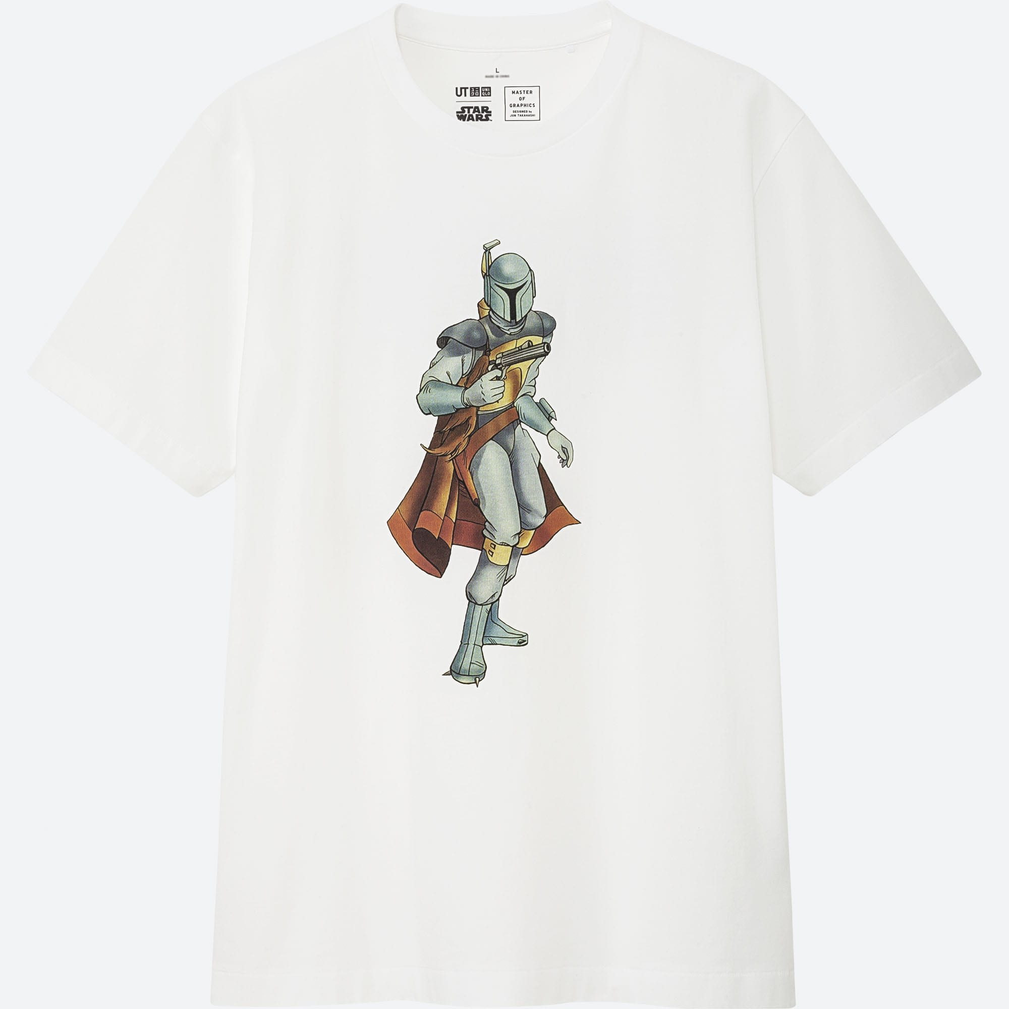 d592bab4 UNIQLO UT Taps Top Japanese Designers For a 'Star Wars' T-Shirt Collab