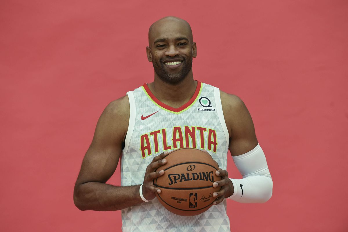 Vince Carter Returning For His 22nd Consecutive Season in ...