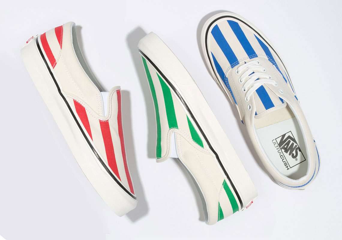 vans candy stripe pack