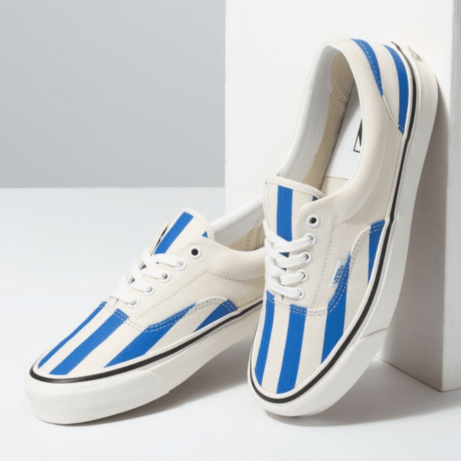 291f1d7c7 Vans Rolls Out the Perfect Spring Shoes With New Candy-Stripe Pack