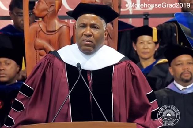 Billionaire Robert F. Smith Pledges to Pay Morehouse Graduates' Student Loans