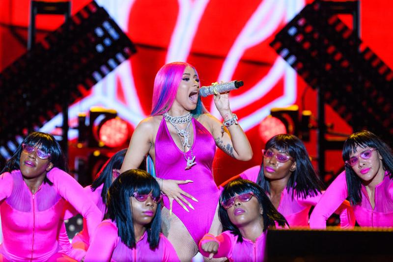 Cardi B Files Trademark for Television Show 'Bocktails With Cardi B'