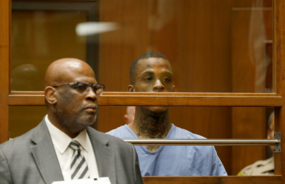 Chris Darden Steps Down as Lawyer for Nipsey Hussle's Alleged Killer