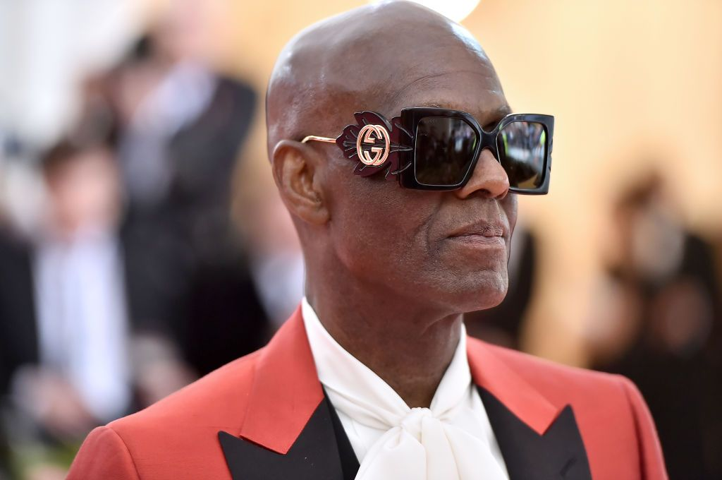 Dapper Dan Attends his First Met Gala + Designed 7 'Camp' Looks
