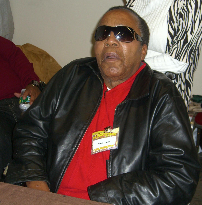 Frank Lucas, druglord portrayed in 'American Gangster,' dies