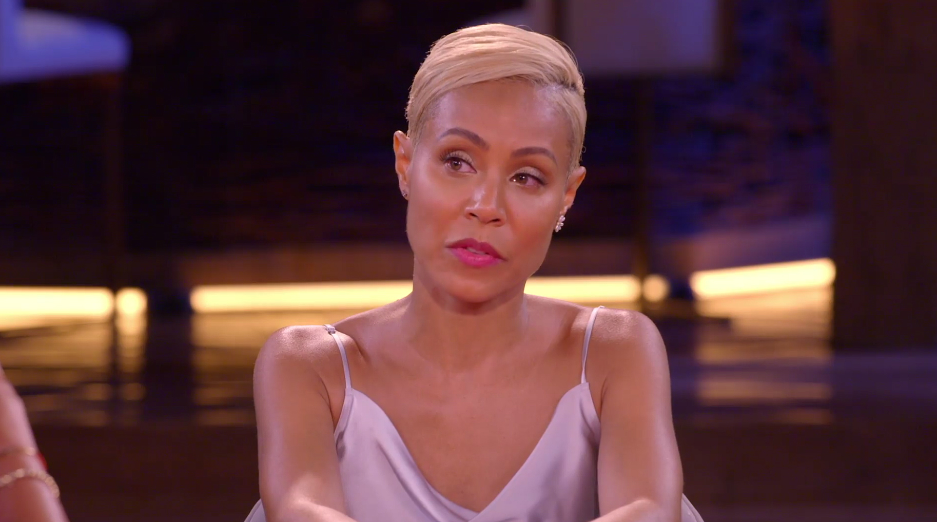 Jada Pinkett-Smith Opens Up About Porn Addiction on Red Table Talk