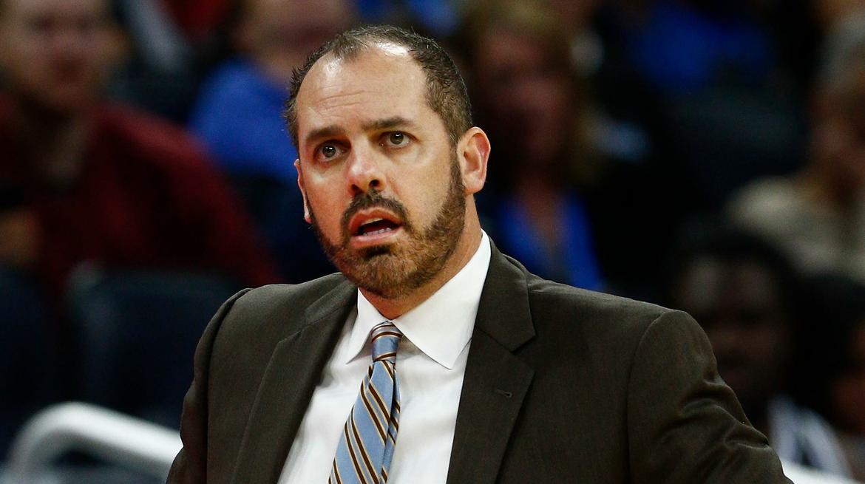 Magic Vogel Fired Basketball