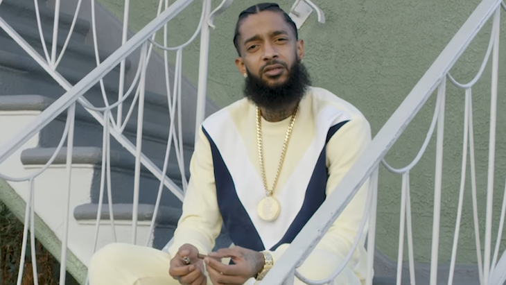 Nipsey Hussle's Retail Store Reportedly Makes $10 Million Following his Passing