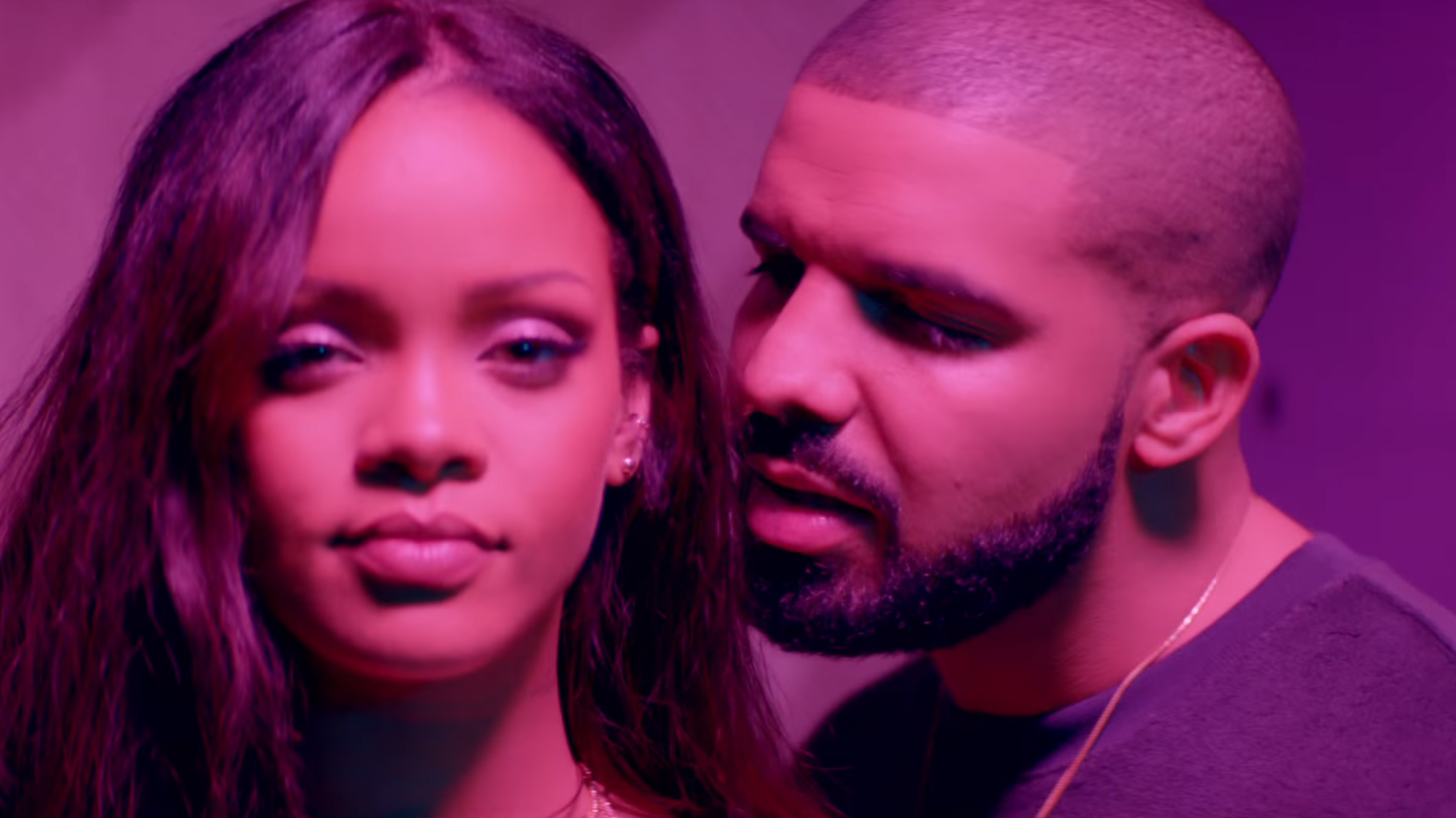 Image result for Drake and Rihanna