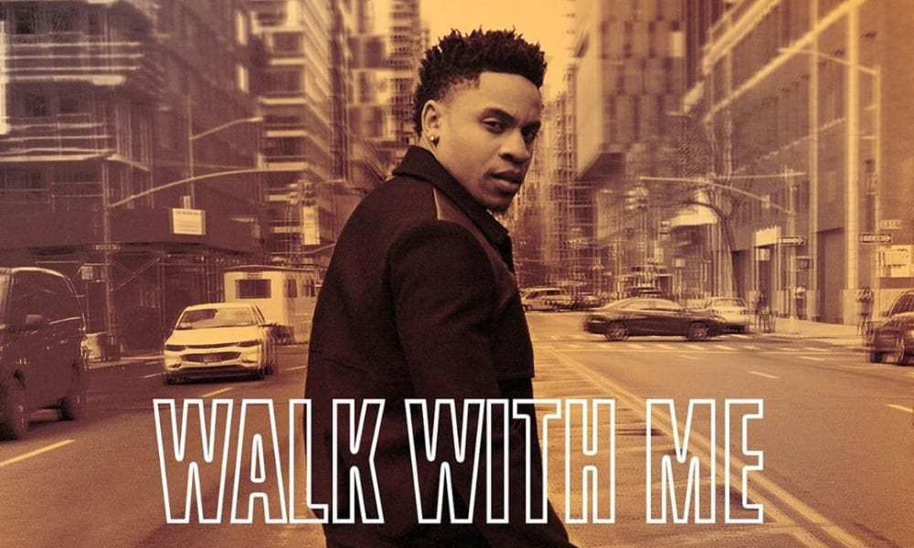 Rotimi Releases New EP, 'Walk With Me' Featuring Vanessa Bling